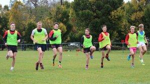 Heath Academy play touch league