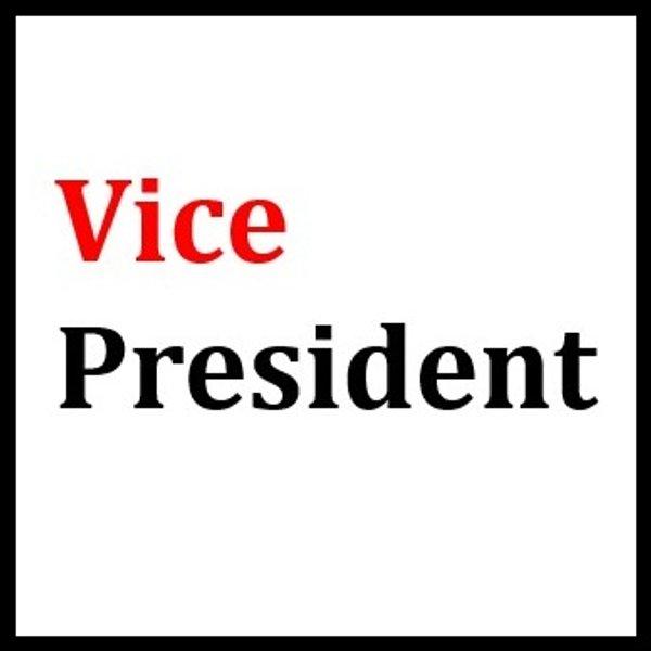 Vice President  2020-21