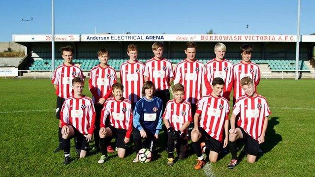 Borrowash Victoria U18