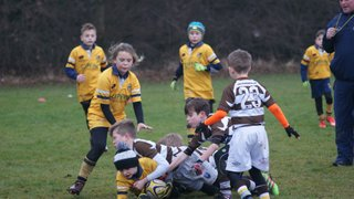 Under 10s play well at Southend