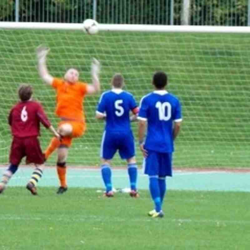 Rotherham Town 4-1, Bawtry Town,  October  2013