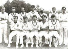 Geddington CC History 1958-Present Day