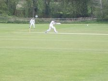 1st Team V Old Wellingburians 26th April 2014 Match Report: