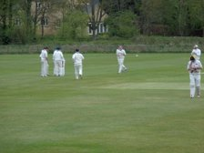 Geddington 1st XI V Finedon Dolben 1st XI Match Report: