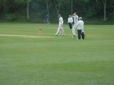Wollaston 1st XI V Geddington 1st XI Match Report: