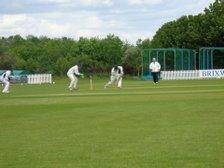 Brixworth 1st XI V Geddington 1st XI Match Report: