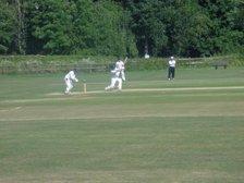Geddington 1st XI V Peterborough Town 1st XI Match Report: