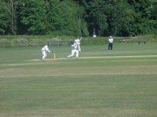 Podington 1st XI V Geddington 2nd XI Match Report: