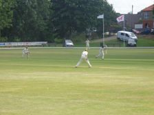 Finedon Dolben 1st XI V Geddington 1st XI Match Report: