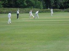 Geddington 1st XI V Wollaston 1st XI Match Report: