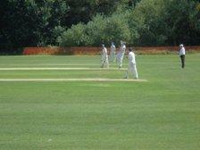 Geddington 1st XI V Brixworth 1st XI Match Report: