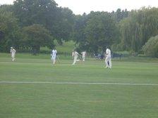Stony Stratford 1st XI V Geddington 1st XI Match Report: