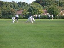 St Crispins & Ryelands 2nd XI V Geddington 2nd XI Match Report: