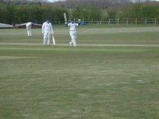 Desborough Town 1st XI V Geddington 1st XI Match Report: