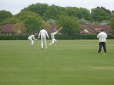 Peterborough Town 2nd XI V Geddington 1st XI Match Report: