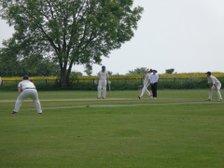 East Haddon 1st XI V Geddington 1st XI Match Report:
