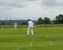 Geddington 2nd XI V Wellingborough Town 2nd XI Match Report: