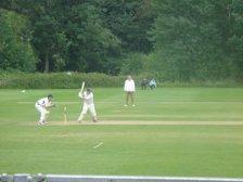 Geddington 2nd XI V Podington 1st XI Match Report