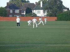 Old Northamptonians 2nd XI V Geddington 1st XI Match Report: