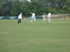 Wellingborough Indians 1st XI V Geddington 1st XI Match Report: