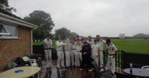 Overstone Park 1st XI V Geddington 1st XI Match Report:
