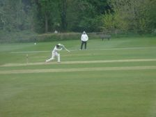 Geddington 1st XI V Rushton 1st XI Match Report: