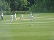 Geddington 1st XI V Old Northamptonians 1st XI Match Report:
