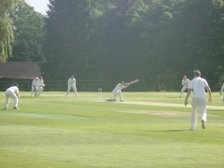 Horton House 1st XI V Geddington 1st XI Match Report: