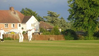 Geddington 2nd XI V Oundle Town 2nd XI Match Report - Saturday 14th September 2019.