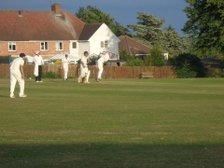 West Haddon & Guilsborough 1st XI V Geddington 2nd XI Match Report: