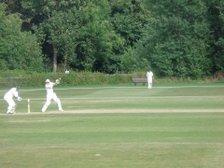 Geddington 1st XI V Northampton Saints 1st XI Match Report: