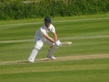 Irchester 1st XI V Geddington 2nd XI Match Report - Saturday 9th June 2018.