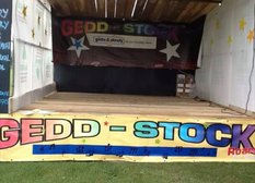 Geddington Cricket Club Beer Festival and Gedd-Stock - Friday 5th July to Sunday 7th July 2019.