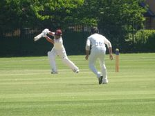 Peterborough Town 1st XI V Geddington 1st XI Match Report - Saturday 25th May 2019