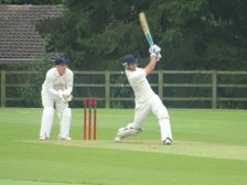 Horton House 1st XI V Geddington 1st XI Match Report - Saturday 6th July 2019.