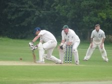 Heyford 1st XI V Geddington 2nd XI Match Report - Saturday 10th August 2019.