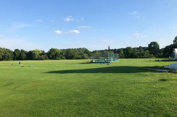First Geddington CC Junior Training Session - Friday 26th June 2020 at Geddington Cricket Club Picture.