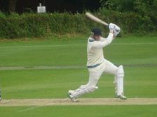 Geddington 1st XI V Old Northamptonians 1st XI Match Report - Saturday 25th July 2020.