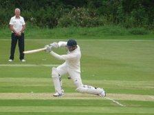 Geddington 1st XI V Brixworth 1st XI Match Report - Saturday 15th August 2020.