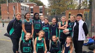 Nonsuch Junior Netball League
