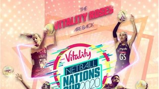England Netball - The Roses Are Back!