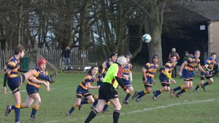 Paviors v Loughborough RFC U15 20th December 2015