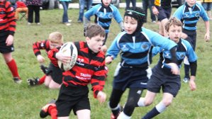 Lions Fowey-led but not downhearted