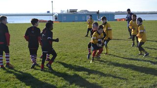 Burnham U9's v Stanford 3rd February 2019