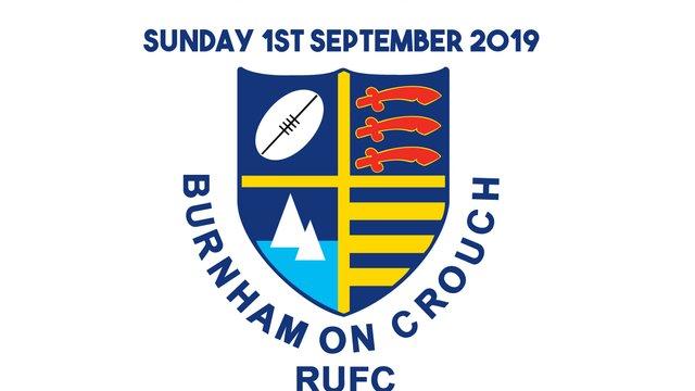 Registration Day Sunday 1st September 2019