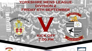Friday Thriller expected at Keighley
