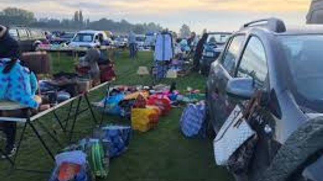 Car Boot Sale 12th September 2020