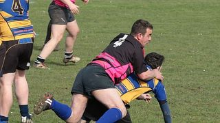 2nd XV v Coombe Down II