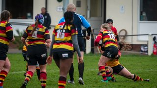 Southport RFC Ladies v Harrogate 13.01.19
