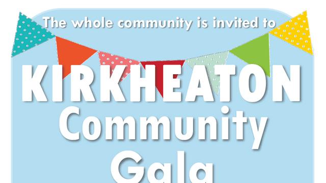Kirkheaton YFC supports the village Gala 2018